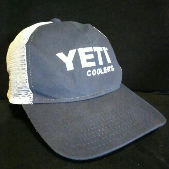 ad91cddfebfba YETI Snapback hat cap. Yeti Coolers. M 5a8d385146aa7ce4ceedc752